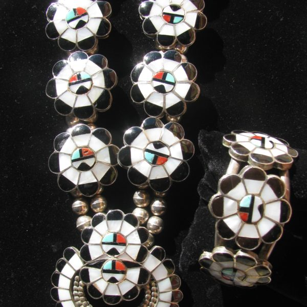 Zuni Inlay Set